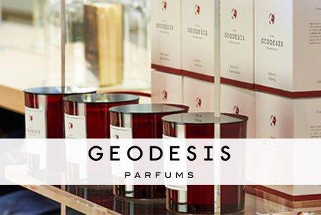 Geodesis, bougies parfumées, diffuseur d'ambiance dans les boutiques - Transfert man, Rennes, Nantes et Vannes