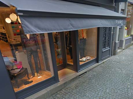 Magasin Transfert Man - 4, rue Saint-Salomon - 56000 Vannes