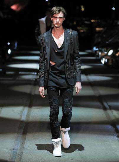 Philipp Plein marque de vêtements tendances pour hommes - Transfert man, Rennes, Nantes et Vannes