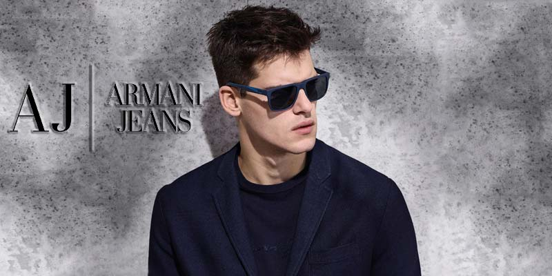 Présentation marque Armani Jeans - Transfert man