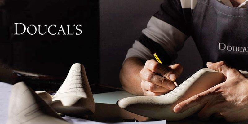 Doucal's, marque de chaussures - Transfert man