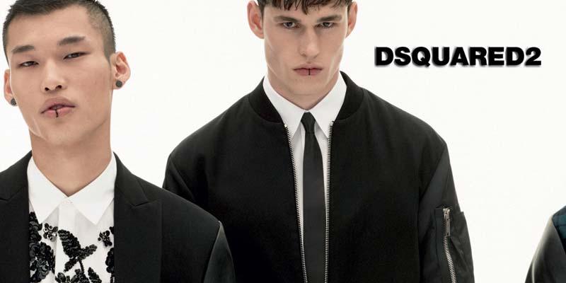 Présentation de la marque Dsqured2 - Transfert man