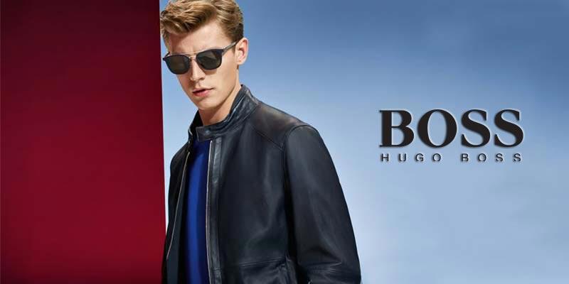 Présentation marque Hugo Boss - Transfert man