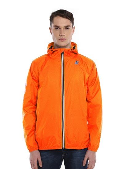 Veste «Le Vrai Claude» 3.0 Orange – K-way