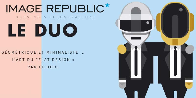 Image Republic, dessins et illustrations.