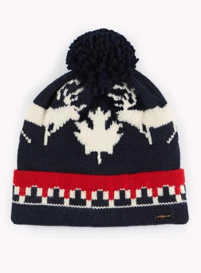 Bonnet «Reindeer Knit Beanie» – Dsquared2