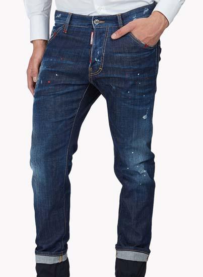Jeans bleu foncé «Cool Guy» – Dsquared2