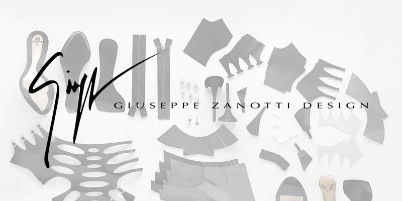 Zanotti, marque de chaussures.