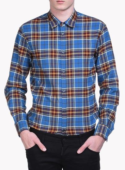 Chemise «Check Dan Shirt» – Dsquared2