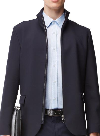 Chemise à manches longues par HUGO Homme.