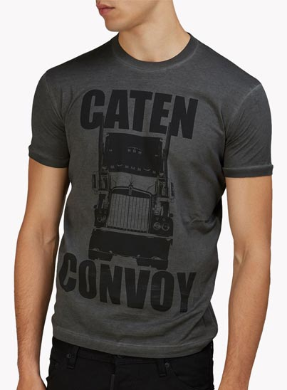 T-shirt «Caten Convoy» – Dsquared2