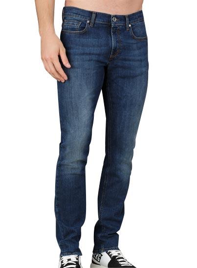 Pantalon jeans pour homme.