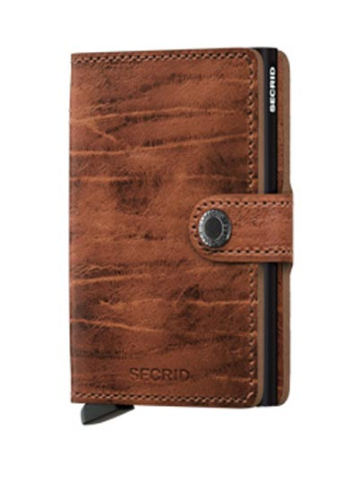 "Porte-cartes ""Dutch Martin whiskey"" miniwallet"
