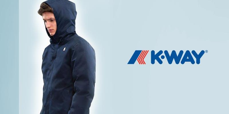 Présentation marque K-way - Transfert man