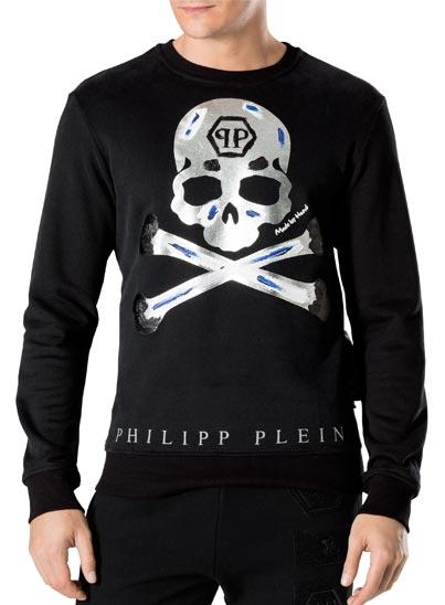 Sweatshirt LS «Tatoo» – Philipp Plein