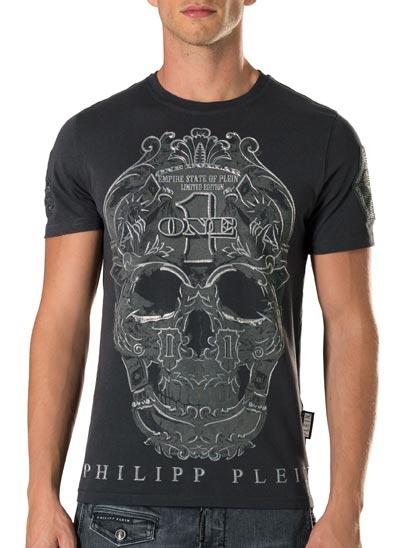 T-shirt Round Neck SS «Play» – Philipp Plein