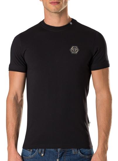T-shirt Round Neck SS «Walter» – Philipp Plein