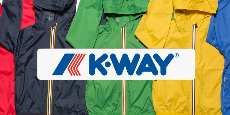 233969481a0 Collection de vêtements K-way pour homme.